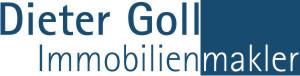 Hier sehen Sie das Logo von Dieter Goll Immobilienmakler