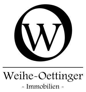 Hier sehen Sie das Logo von Weihe-Oettinger Immobilien