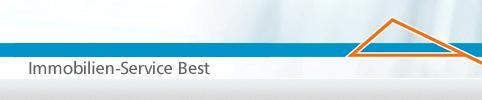 Hier sehen Sie das Logo von Immobilien-Service Best