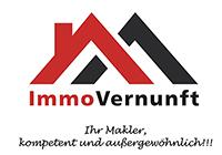 Hier sehen Sie das Logo von ImmoVernunft GmbH