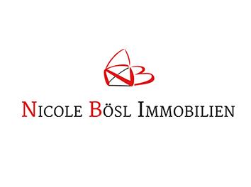 Hier sehen Sie das Logo von Nicole Bösl Immobilien