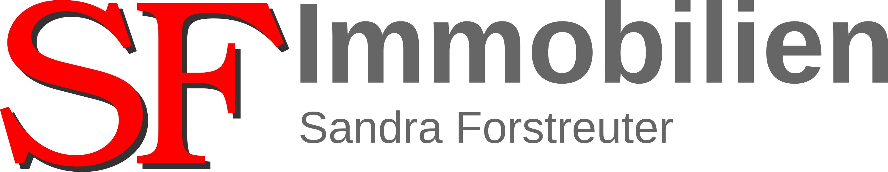 Hier sehen Sie das Logo von SF-Immobilien