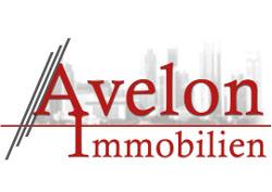 Hier sehen Sie das Logo von Avelon Immobilien- und Sachverständigenbüro