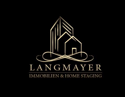 Hier sehen Sie das Logo von Langmayer Immobilien