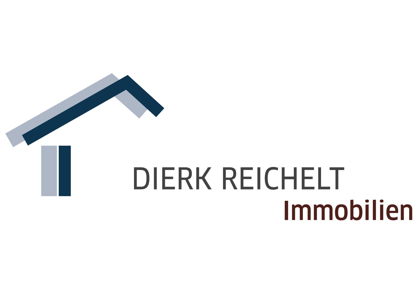 Hier sehen Sie das Logo von Dierk Reichelt Immobilien