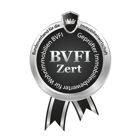 Geprüfter Immobilienbewerter für Wohnimmobilien BVFI