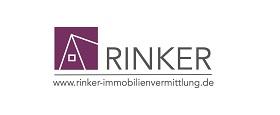 Hier sehen Sie das Logo von Rinker Immobilienvermittlung