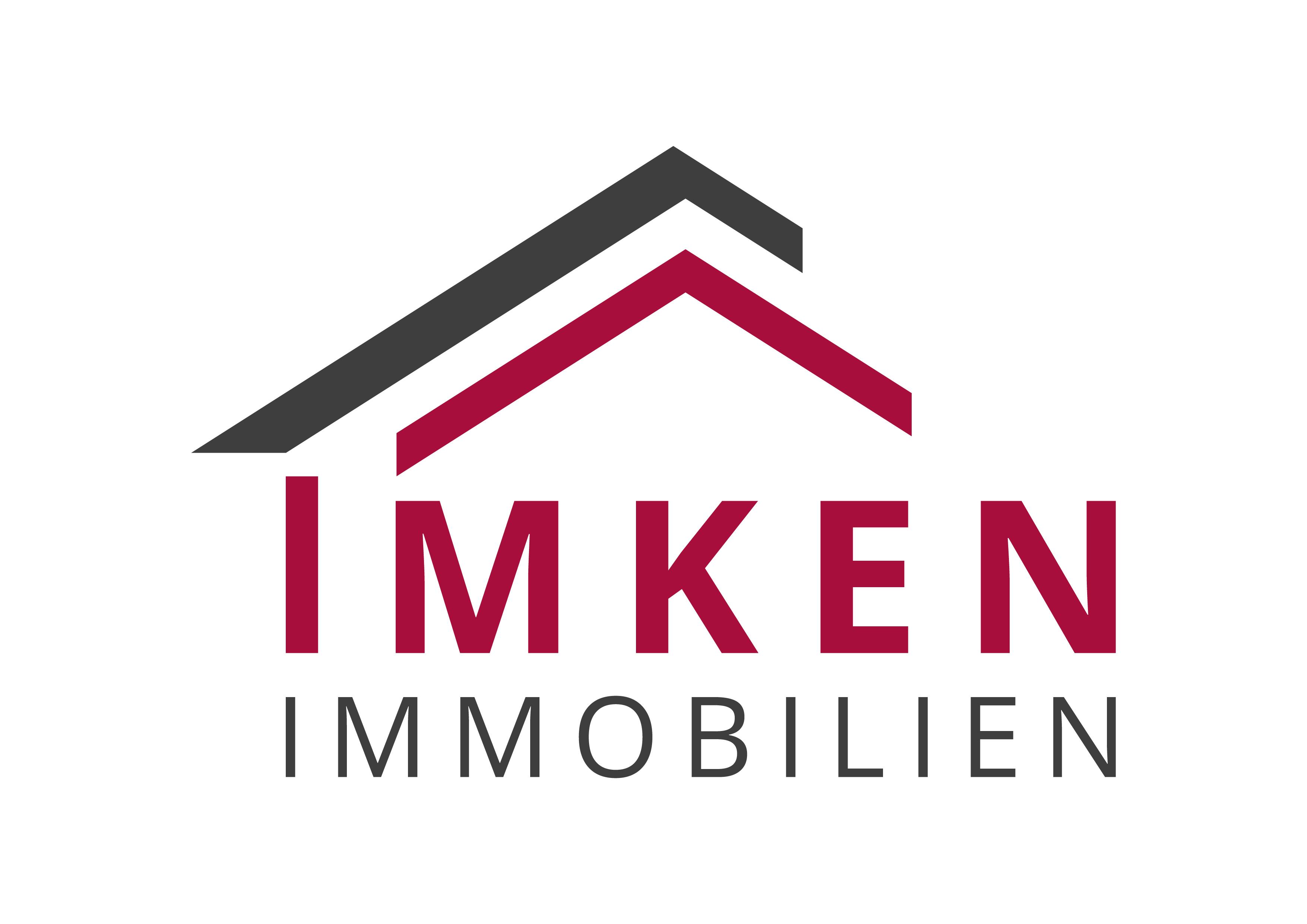Hier sehen Sie das Logo von Imken Immobilien