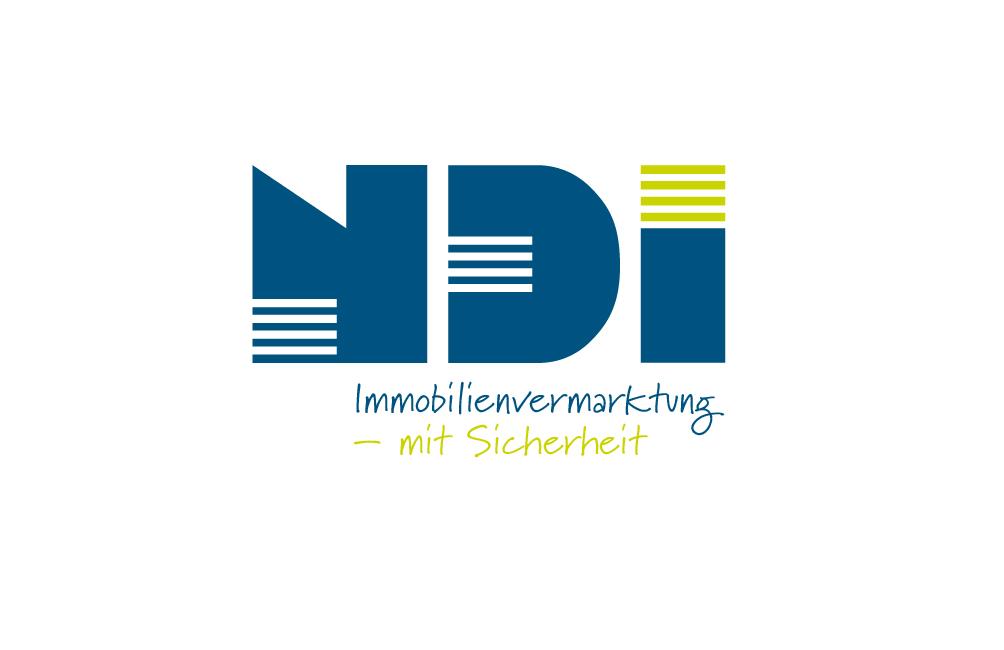 Hier sehen Sie das Logo der NDI GmbH