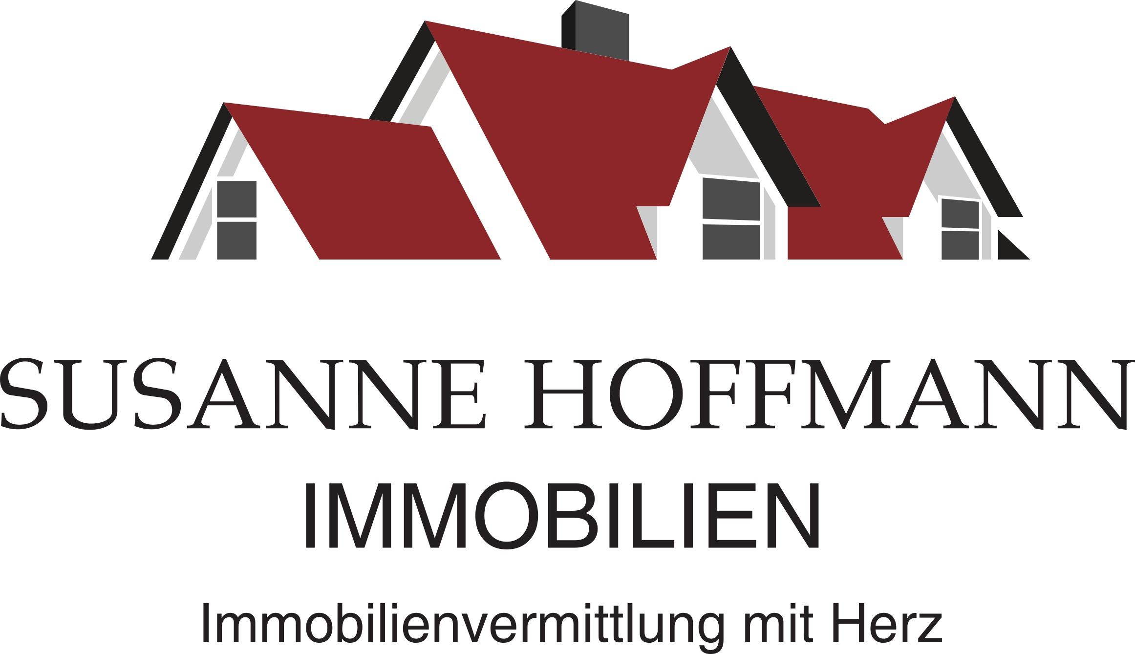 Hier sehen Sie das Logo von Susanne Hoffmann Immobilien