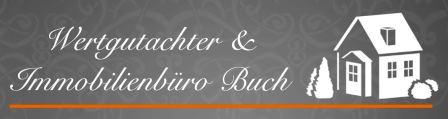 Hier sehen Sie das Logo von Wertgutachter & Immobilienbüro Buch