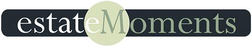 Hier sehen Sie das Logo von estateMoments GmbH