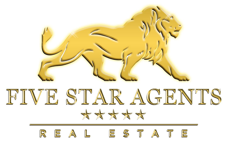 Hier sehen Sie das Logo von Five Star Agents Berlin