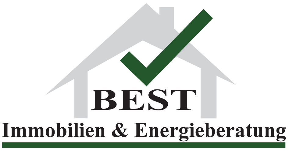 Hier sehen Sie das Logo von BEST Immobilien & Energieberatung