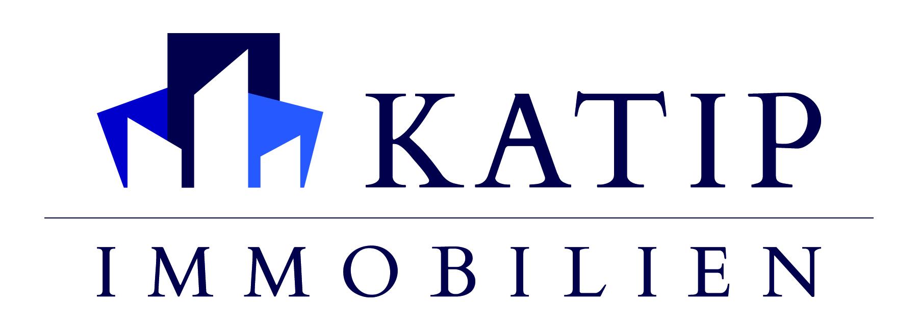 Hier sehen Sie das Logo von Katip Immobilien