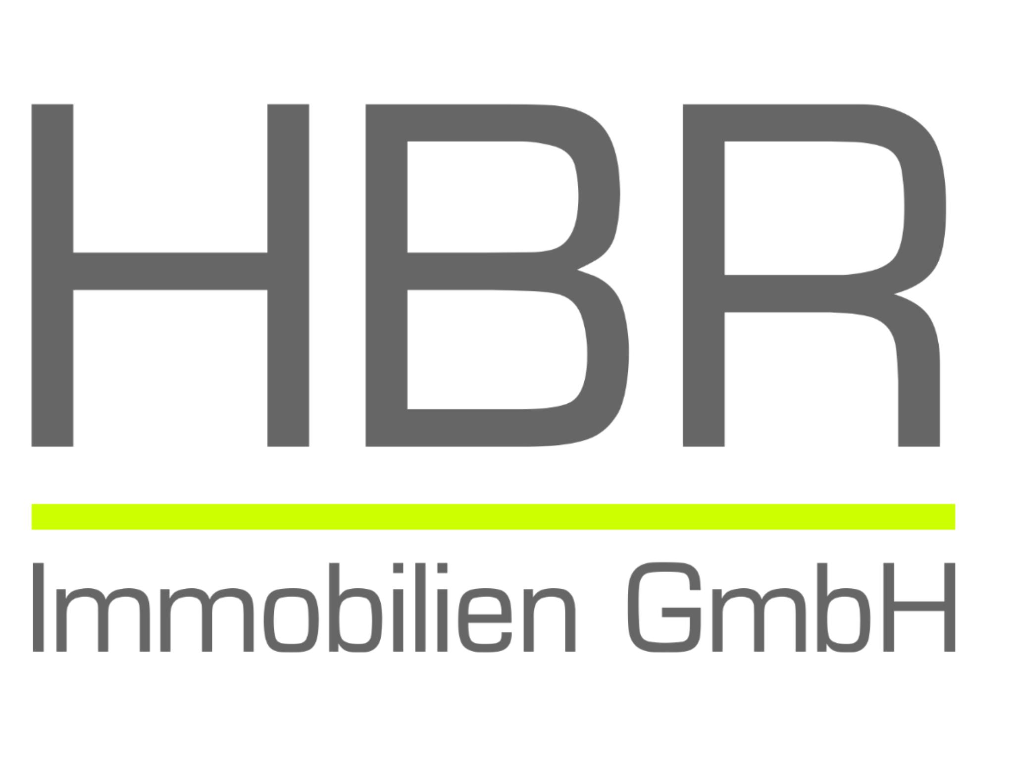 Hier sehen Sie das Logo von HBR Immobilien GmbH