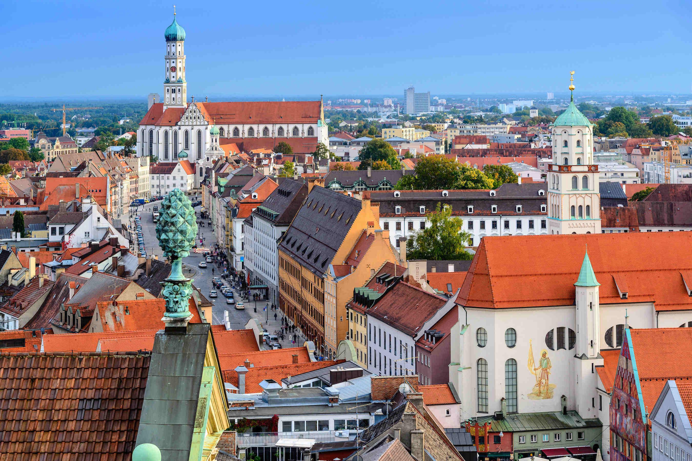 Maklerübersicht in Augsburg