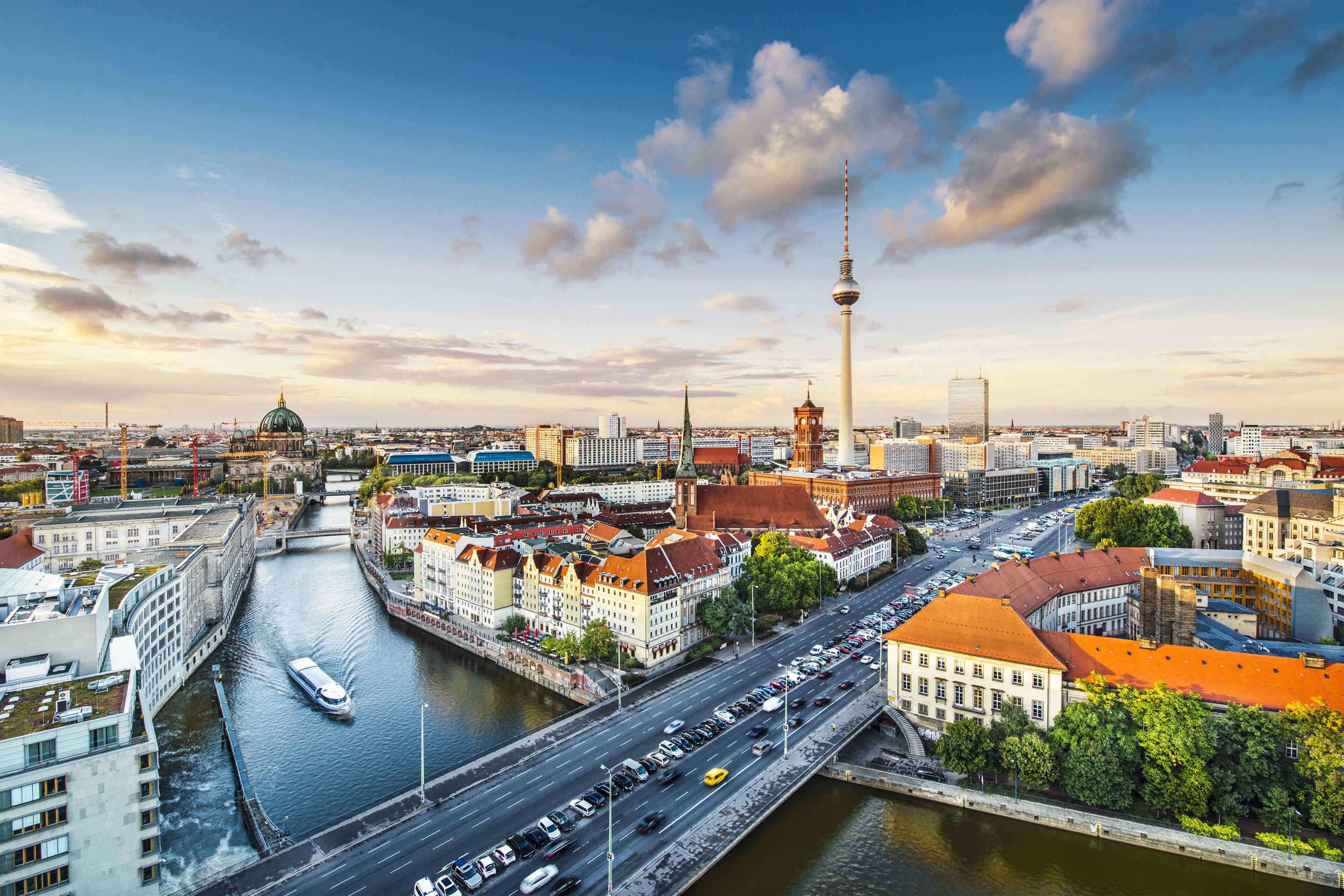 Maklerübersicht in Berlin