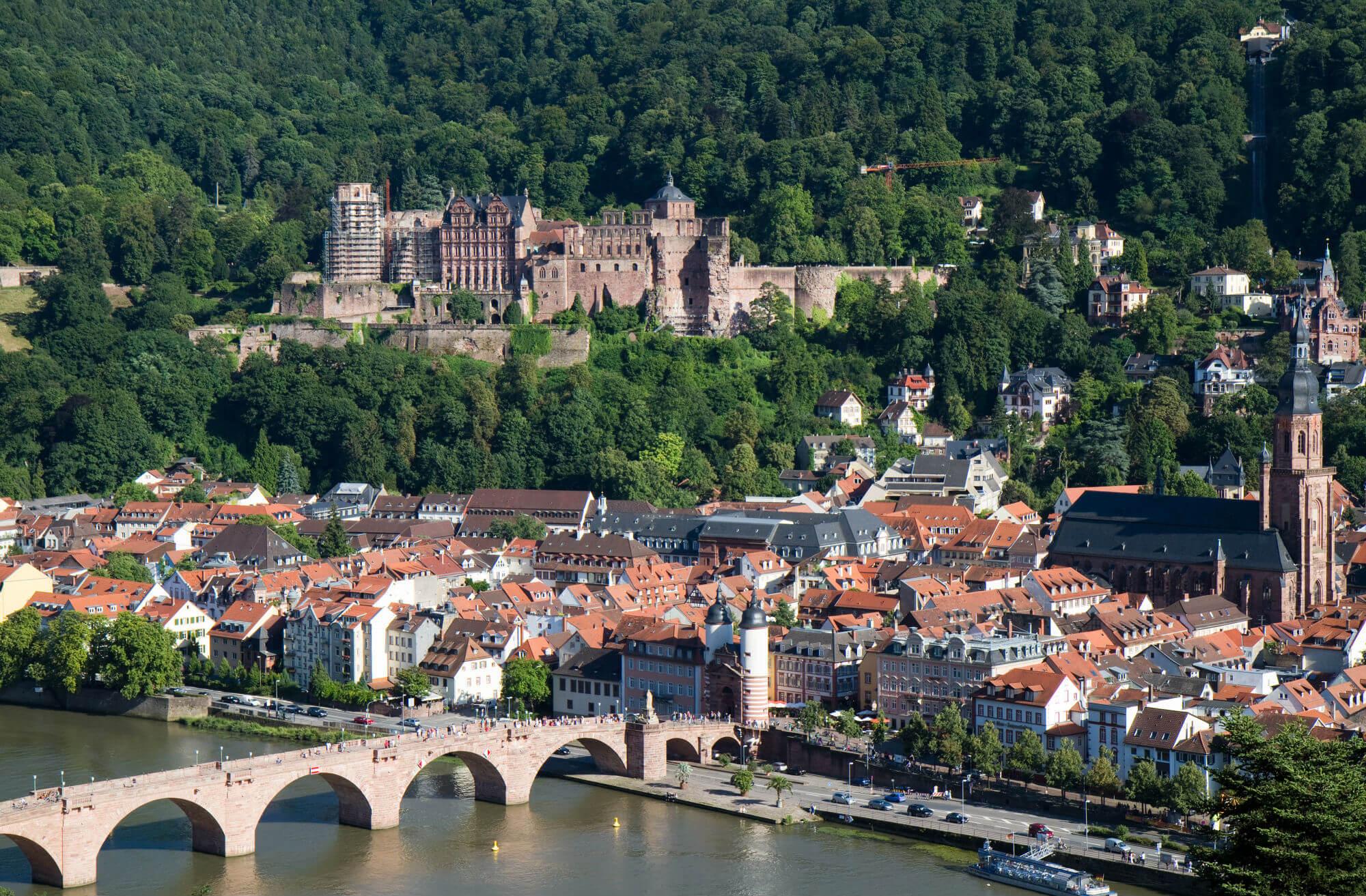 Maklerübersicht in Heidelberg