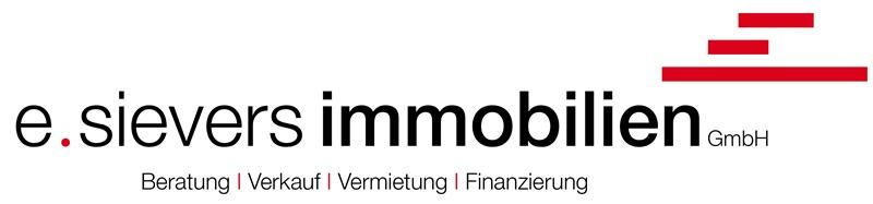Hier sehen Sie das Logo von E. Sievers Immobilien GmbH