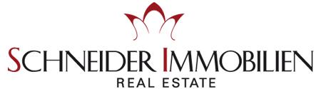 Hier sehen Sie das Logo von SCHNEIDER IMMOBILIEN REAL ESTATE -Böblingen-Grafenau-Calw