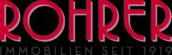 Hier sehen Sie das Logo von Rohrer Immobilien GmbH