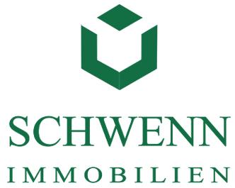Hier sehen Sie das Logo von SCHWENN Immobilien