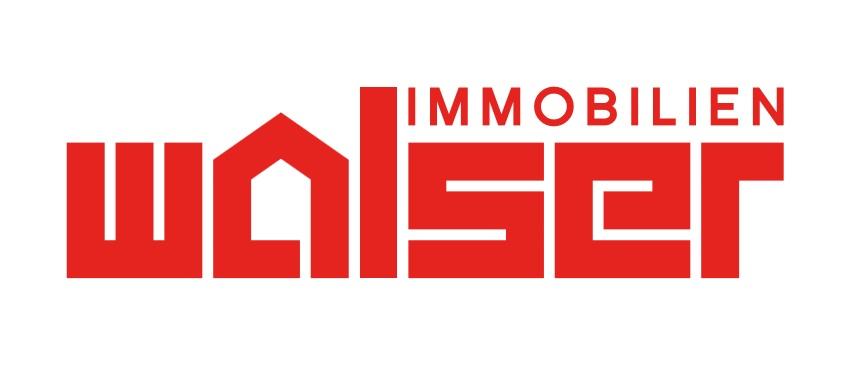 Hier sehen Sie das Logo von IMMOBILIEN WALSER