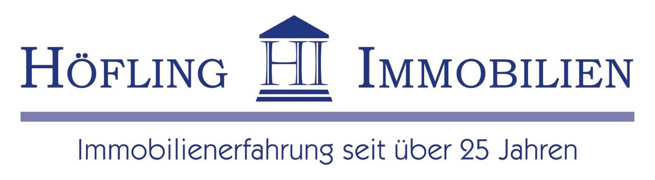 Hier sehen Sie das Logo von Höfling Immobilien