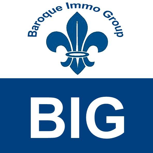 Hier sehen Sie das Logo von Baroque Immo Group Immobilienmanagement