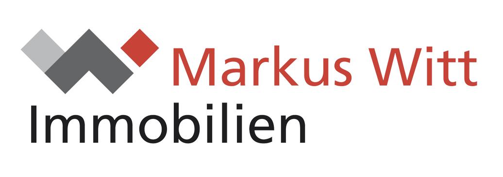 Hier sehen Sie das Logo von Markus Witt Immobilien