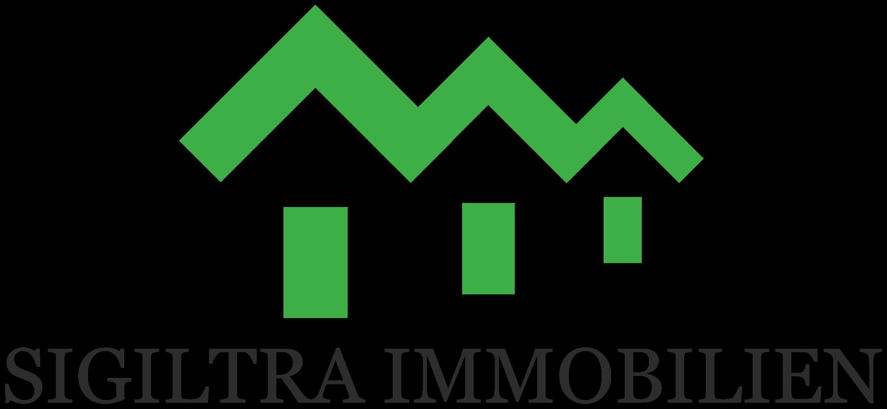 Hier sehen Sie das Logo von Sigiltra Immobilien
