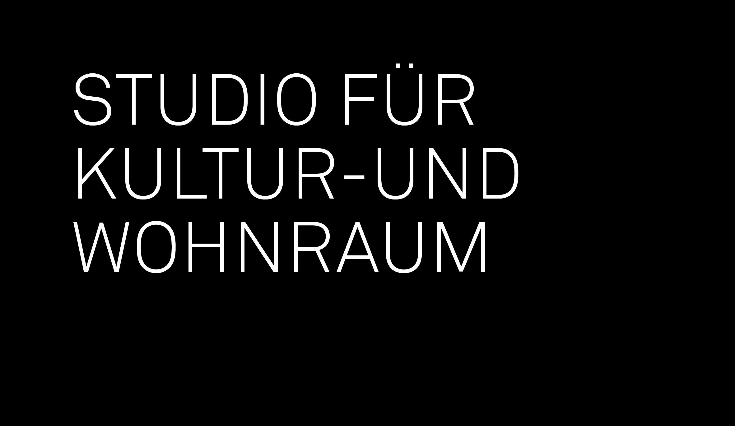 Hier sehen Sie das Logo von SfKW - Studio für Kultur- und Wohnraum GmbH