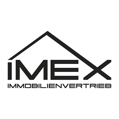 Hier sehen Sie das Logo von IMEX Immobilienvertrieb
