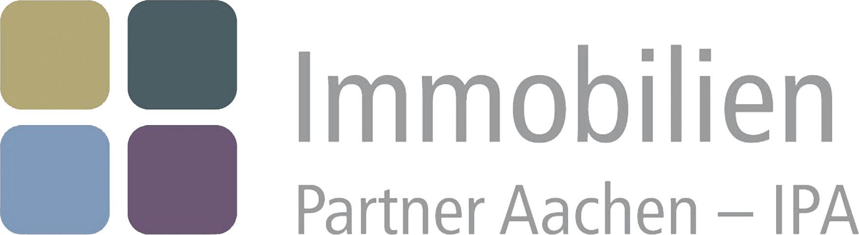 Hier sehen Sie das Logo von ImmobilienPartnerAachen