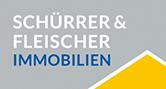 Hier sehen Sie das Logo von Schürrer & Fleischer Immobilien GmbH & Co. KG