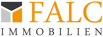 Hier sehen Sie das Logo von Falc immobilien wunstorf