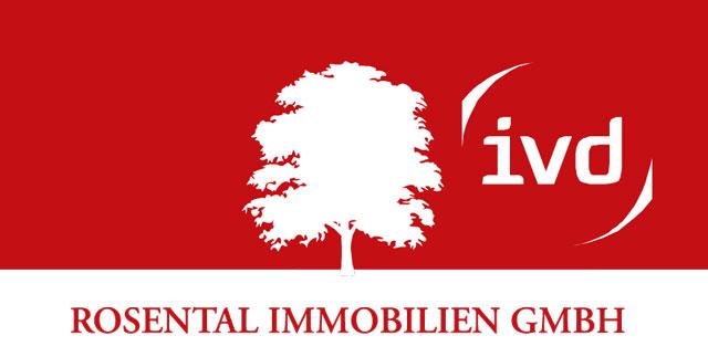 Hier sehen Sie das Logo von Rosental Immobilien GmbH