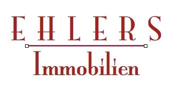 Hier sehen Sie das Logo von Ehlers Immobilien
