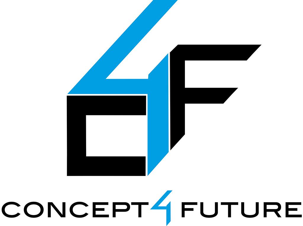 Hier sehen Sie das Logo von concept4future GmbH & Co. KG