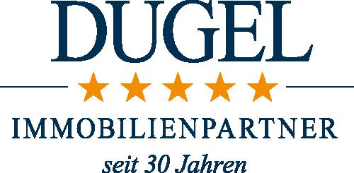 Hier sehen Sie das Logo von DUGEL IMMOBILIENPARTNER