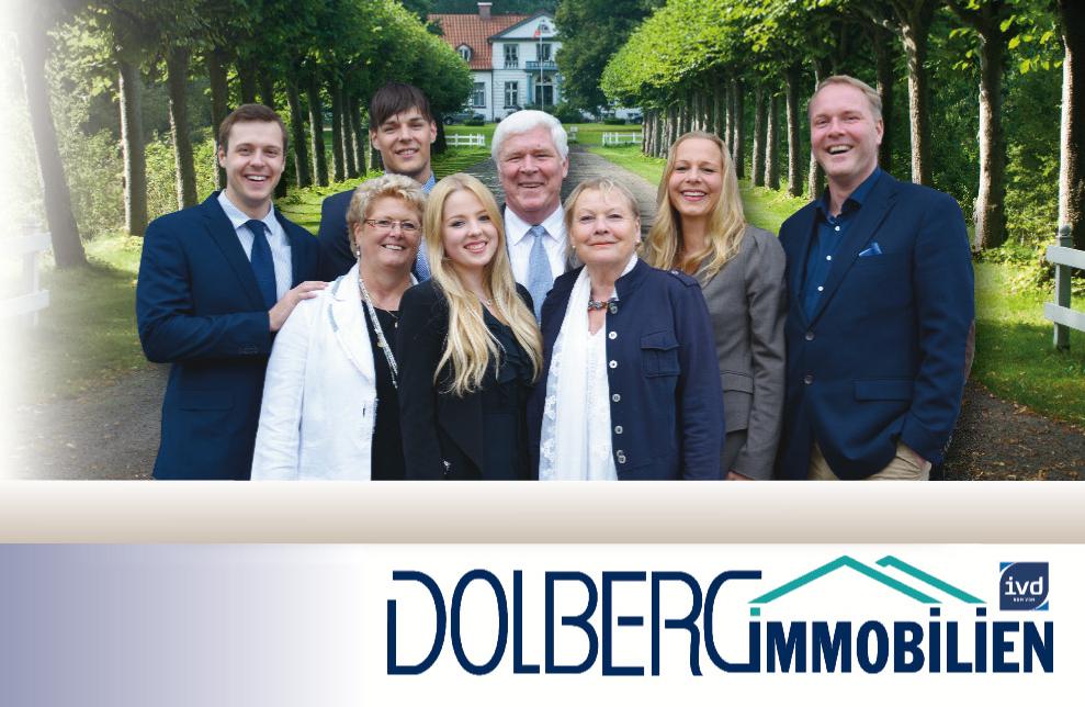 Hier sehen Sie das Logo von Dolberg Immobilien
