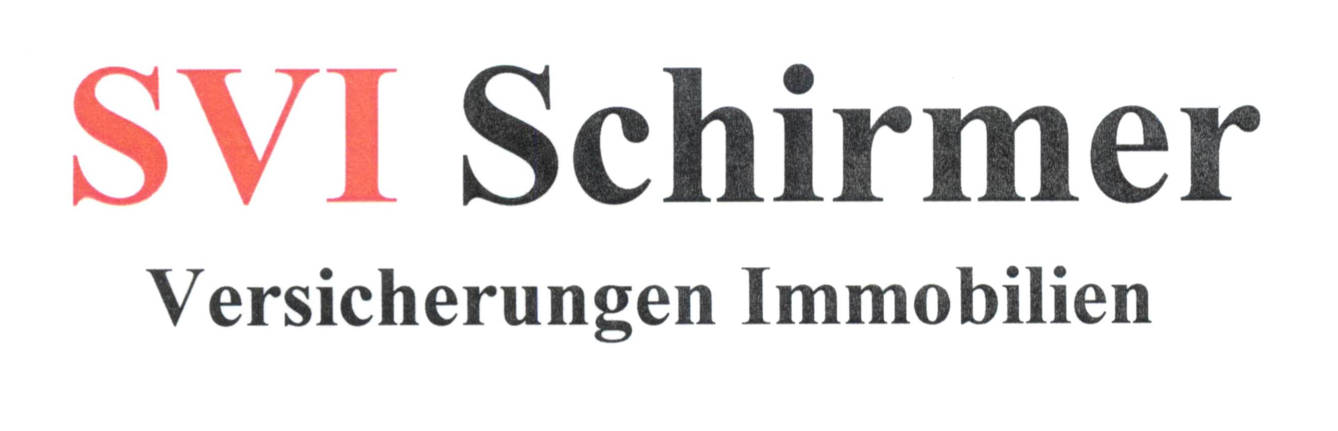 Hier sehen Sie das Logo von SVI Schirmer Versicherungen Immobilien