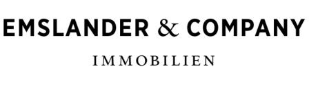 Hier sehen Sie das Logo von Emslander & Co.