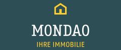 Hier sehen Sie das Logo von MONDAO Immobilien
