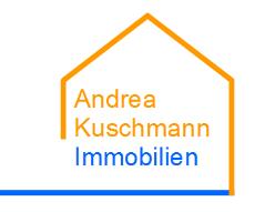 Hier sehen Sie das Logo von Andrea Kuschmann Immobilien
