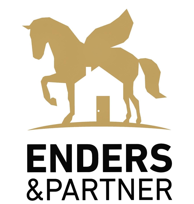 Hier sehen Sie das Logo von Enders & Partner Immobilien