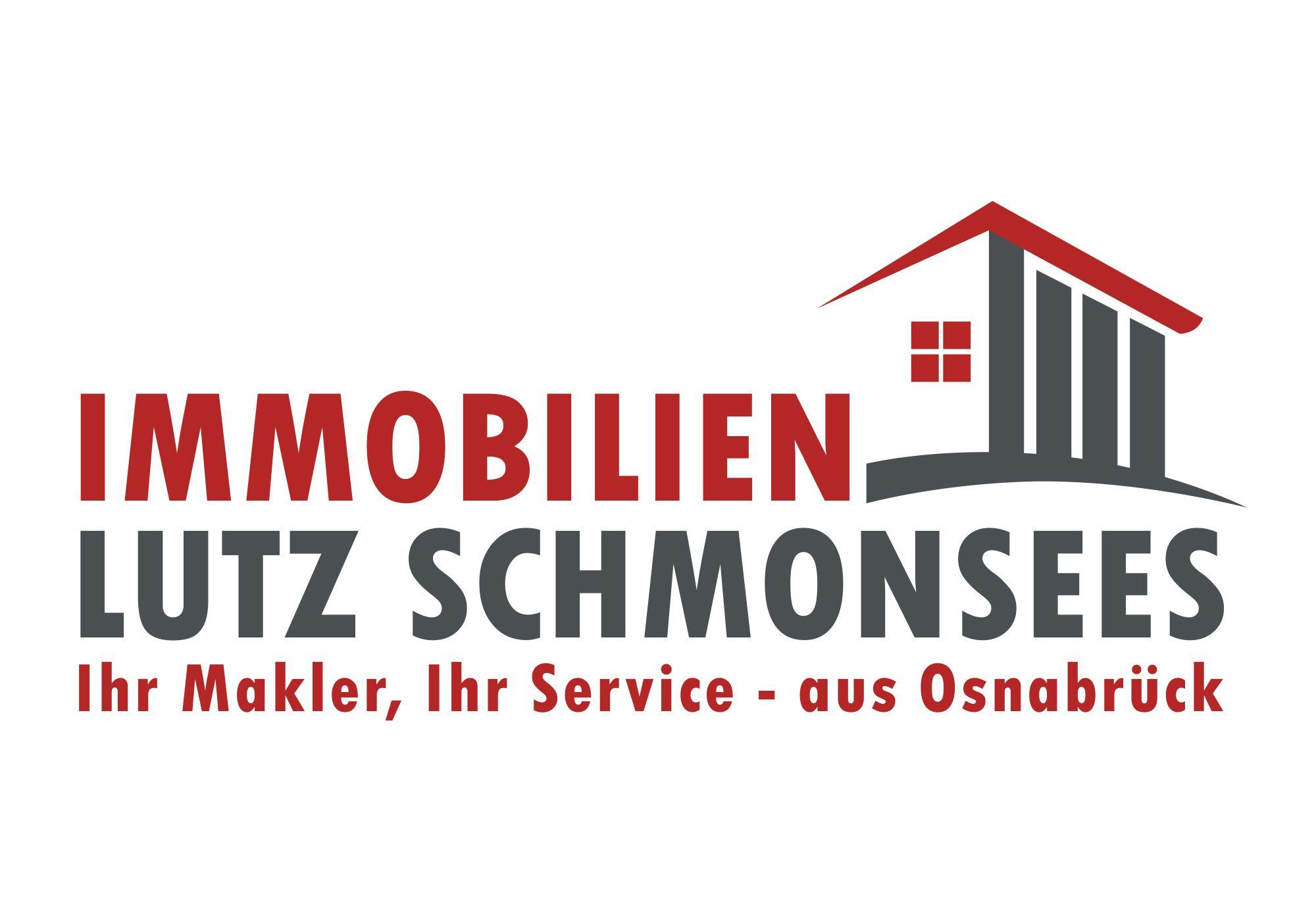 Hier sehen Sie das Logo von Immobilien Lutz Schmonsees