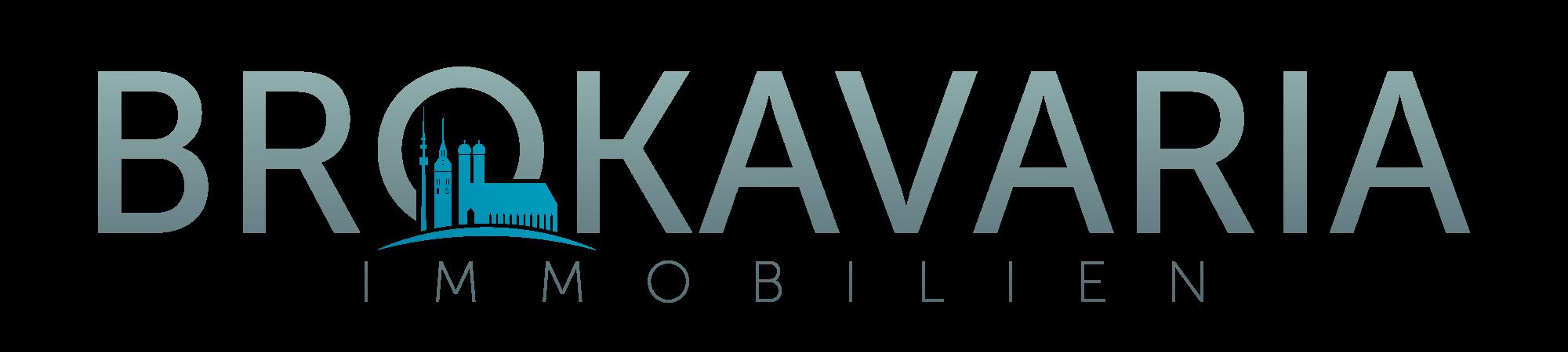 Hier sehen Sie das Logo von Brokavaria Immobilien