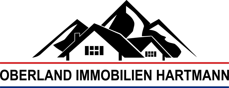 Hier sehen Sie das Logo von Oberland Immobilien Hartmann
